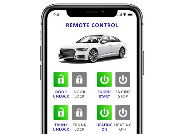 car-remote-control