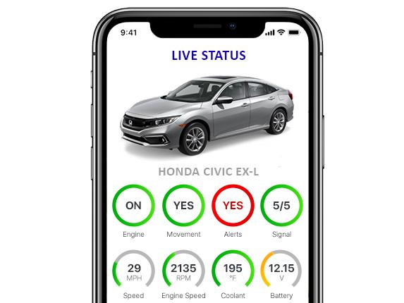 live-status-monitoring