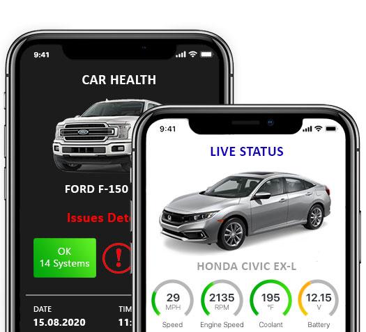 vehicle-health-status